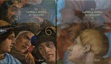 MICHELANGELO - SALVINI Roberto, La cappella Sistina in Vaticano