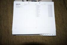 Komatsu Backhoe Loader WB97S-5E0 parts service catalog