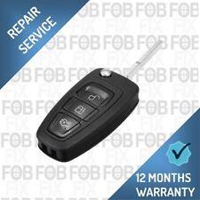 New Style Ford Focus Ka Mondao Fiesta Transit Remote Key Flip Fob Repair Service