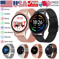 DT66 Women Smart Watch Heart Rate Blood Pressure Monitor Sports Tracker Bracelet