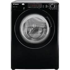 Lave-linge et sèche-linge noir