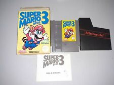 Super Mario Bros 3 Nintendo NES PAL Español Spaco