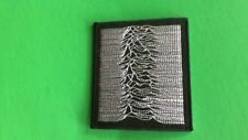 JOY DIVISION IRON ON PATCH NEW USA SELLER BAUHAUS THE CURE
