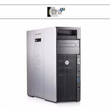 HP Z620 Workstation  2x Xeon  E5-2670  32GB RAM 256GB 850 PRO SSD  NVS315  W7