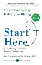 START HERE - LANGSHUR, ERIC/ KLEMP, NATE, PH.D./ DAVIDSON, RICHARD J., DR. (FRW)