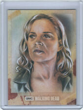 Huy Truong Sketch Card - The Walking Dead Season 8 - Topps