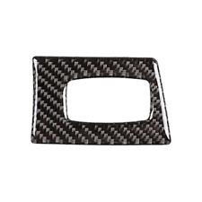 Carbon Fiber Ignition Switch Key Hole Cover Parts Fit For BMW E90 E92 2005-2012