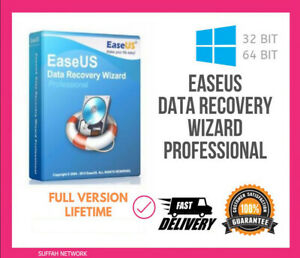 EaseUS Data Recovery Wizard🔥Technician & Pro🔥 Latest Version🔑 Keys Lifetime🔑