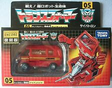 Transformers G1 Ironhide Encore 05 Edition Mint in Box
