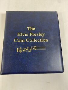 THE ELVIS PRESLEY COIN COLLECTION (70 Total) Jail House Rock Heartbreak Hotel A4