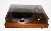 1970S DENON DP-1250 DIRECT DRIVE RECORD PLAYER TURNTABLE RARE!!