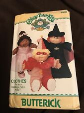 """8 pc PIRATE OUTFIT ONLY HALLOWEEN COSTUME for 16-17-18/"""" CPK Cabbage Patch Kids"""