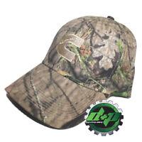 Dodge Cummins Camo Tree Camouflage Mossy Oak deer hunter hat ball cap Real visor