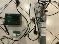 Dennerle digital pH-Controller completa co2 apéndice incl. botella