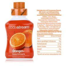 SodaStream Sirup orange 500 Ml