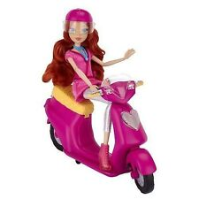New Exclusive Winx Club Scooter with 11.5-inch Bloom Doll