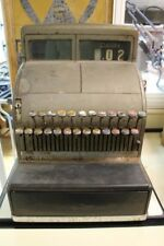 1946 Vintage National Cash Register Working Original Glass