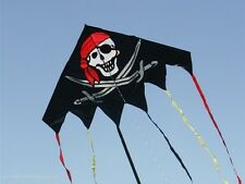 DELTA JOLLY ROGER - Pirat  (90082) v. Invento, single line Drachen, pirate Kite