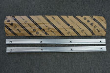 NOS,.. MoPar 1972-1985 Dodge Truck D,W-model Lil Red Express Sill Plates PAIR