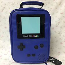 Classic Vintage Old School Nintendo Gameboy Color Lunchbag/Cooler