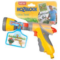 Brand New Hozelock Ultra Twist Garden Spray Gun Sprinkler 2695 2 in 1