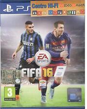 PLAYSTATION 4 FIFA 16 PS4 USATO GARANTITO