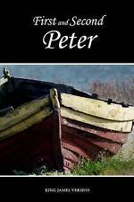 First and Second Peter (KJV) (The Holy Bible, King James Version) (Volume 60)