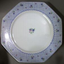 HOME Beautiful SALAD Plate VILLAGE INN Fine China Japan Blues Cheesecloth  KDA01