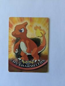 POKEMON TOPPS CHROME #05 Charmeleon