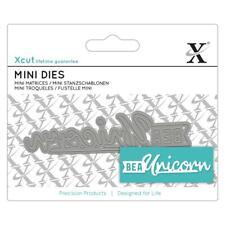 Xcut Mini Dies Sentiments Be A Unicorn