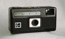 ★ Cámara KODAK Pocket A-1 (formato película 110) Made in Spain - Lomography Lomo