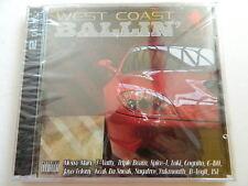 WEST COAST BALLIN - VARIOUS ARTISTS, VOL 4, 2008 JLM ENT 2 DISC CD, NEW SEALED!