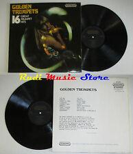 LP GOLDEN TRUMPETS 16 great trumpet hits 1970 england BOULEVARD cd mc dvd vhs