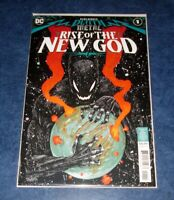 DARK NIGHTS DEATH METAL rise of the NEW GODS 1 A 1st print DC 1st app Chronicler