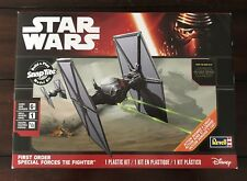 "DISNEY STAR WARS FIRST ORDER ""THE FIGHTER"" BUILDING TOY, SKILL LEVEL 1. NEW!!"
