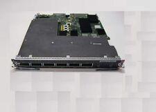 CISCO WS-X6908-10G-2T Catalyst 6900 Series 8-Port 10 Gigabit Fiber Module