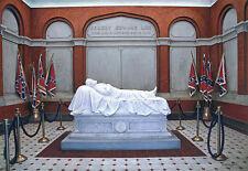 """""""Robert E. Lee's Memorial"""" John Paul Strain Executive Giclee Canvas"""