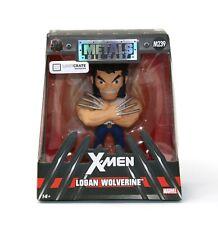 Jada Marvel Die-Cast Metal Logan Wolverine Figure X-Men M239 by LootCrate NEW