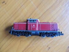 18,275 # Diesellok BR 211 (ex. V 100) Achsfolge B´B´, rot, Lok 211 232-4 # o.OVP