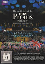The Last Night of the Proms 2000-2012 Live Royal Albert Hall 13 DVDs, sehr gut