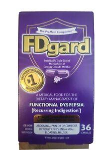 FDgard Functional Dyspepsia 36 Caps