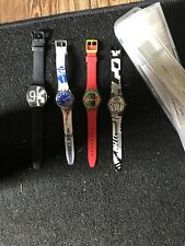 Vintage Working Swatch Lot