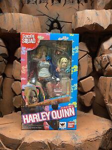 SH Figuarts Suicide Squad Harley Quinn!!