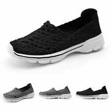 Mesh Casual Women Breathable Walking Holiday Sport Fashion Comfort Shoes 35/42 B
