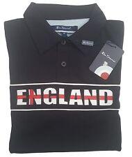Jungen ben sherman Baumwolle England Polohemd - Marineblau
