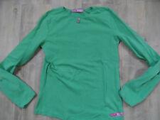MUY MALO schönes Langarmshirt grün Gr. 164 TOP BI418