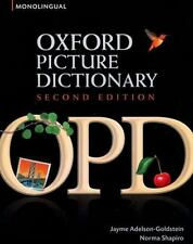 The Basic Oxford Picture Dictionary (English/ Haitian Edition)