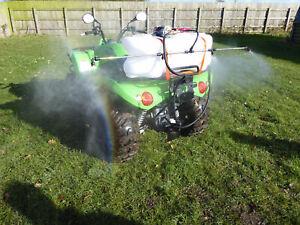 ATV / QUAD Sprayer 60 Litre Complete With Boom & Lance