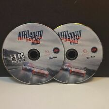 Need for Speed: Rivals (PC, 2013) DISCS ONLY