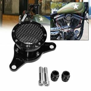 Velocity Stack Air Cleaner Intake Fit For Harley Sportster XL 1200 883 2004-2021